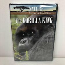 PBS Nature The Gorilla King DVD 2011 Titus Dian Fossey Region Free 0 New Sealed