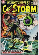 Captain Storm #5 ORIGINAL Vintage 1965 DC Comics