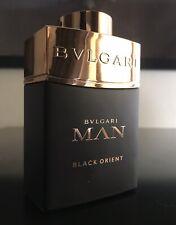 BVLGARI MAN BLACK ORIENT 2 oz  PARFUM