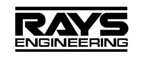 Rays Duralumin Wheel Lug Nuts 35MM M12X1.50 Thread Black 4PC Set