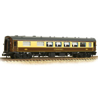 Graham Farish 374-232 N Gauge BR Mk1 Pullman 2nd Kitchen Coach 343