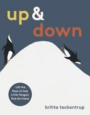 Up and Down, Good Condition Book, Britta Teckentrup, ISBN 9781783701018