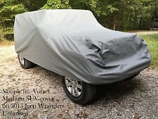 NEW VORTEX TRUE 4 LAYER ALL WEATHER LARGE SUV COVER