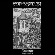 Lindisfarne - Dysangelium CD 2012 digi black metal Russia