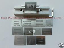 12 Models Directly Heat Reballing DDR Stencil Template + BGA Reballing Station