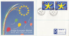 (05479) GB FDC Single European Market CDS Starcross Exeter 13 October 1992