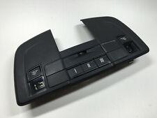99161343110 Porsche 981 Caymam Boxster Interior Dome Light Homelink Buttons