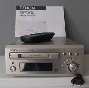 *  Lecteur enregistreur  DMD- M30 * DENON *