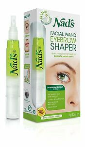 A Nads 6g Hair Removal Facial Wand Eyebrow Shaper