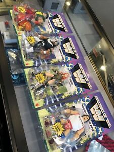 WWE - Masters Of The Universe - Wave 5 - Full Set -