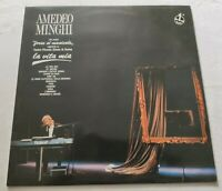 AMEDEO MINGHI LP LA VITA MIA 33 GIRI VINYL ITALY 1989 FONIT CETRA LPX238 NM/EX