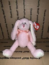 New ListingTy Beanie Baby Strawbunny Rabbit Attic Treasures Plush 1993