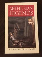 Arthurian Legends by Marie Trevelyan (Paperback) FREE SHIPPING