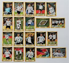 Panini EURO 2012 - Set Sondersticker D1 - D20 Deutsch / German Edition