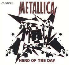 Metallica : Hero of the Day CD