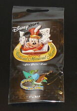 DISNEY MAGICAL MUSICAL MOMENTS MAKE MINE MUSIC AFTER YOU'VE GONE PIN #69 MOC NEW