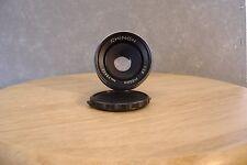 Chinon 1:2.8 f=50mm Lens Æ 52mm, M42 screwmount