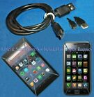 SMARTPHONE 4K MICRO USB 6' CABLE 1 To 3 Amp Power All Nokia Samsung Galaxy Note