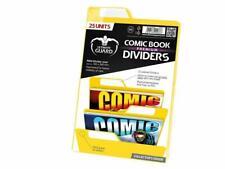 Ultimate Guard Comic Book Premium Dividers 25 Units (Yellow)