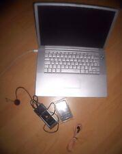 Apple PowerBook G4 38,6 cm (15,2 Zoll)☑Laptop-M8362D/A (2001)☑Computer Notebook☑