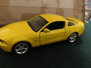 MSZ 2012 Ford Mustang GT 1/32 Scale Car Loose