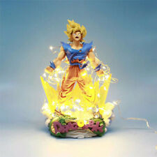Anime Dragon Ball Z Son Goku Action Figure Kakarotto Super Saiyan 23cm