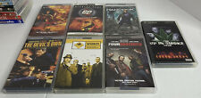 UMD Video For PSP Action Movie Lot Of 7 Videos P/O Hancock Snatch xXx 60 Seconds
