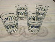 Marcrest Swiss Alpine Old Fashion Glasses ( Set of Four)