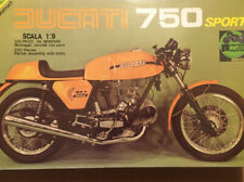 Protar Modelkit Ducati 750 Sport 1:9