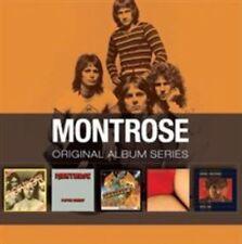 Montrose - Original Album Series 5 CD Set 2011 Warner