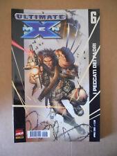 ULTIMATE X-MEN n°6 2002 Marvel Italia  [G689]