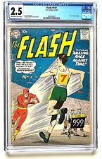 Flash #107 CGC 2.5