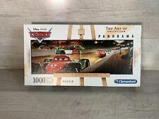 1000 Piece Disney Pixar Cars Panorama Jigsaw Puzzle Free UK Post