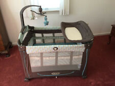 Graco 1812881 Pack 'N Play Element with Stages, Oasis Playard & Bassinet