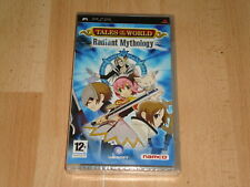 TALES OF THE WORLD RADIANT MYTHOLOGY DE NAMCO PARA LA SONY PSP NUEVO PRECINTADO