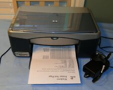 HP PSC 1350 All-in-One Printer, Scanner, Copier. Low Page Count