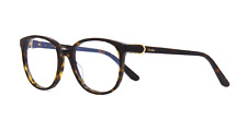 Cartier Signature C DE Cartier CT0007O 002 52MM Havana Optical Frame