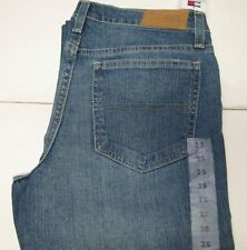 TOMMY HILFIGER STRETCH LOW RISE JEANS MISSES SIZE 2 SHORT NWT