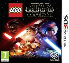 STAR WARS LE REVEIL DE LA FORCE  JEU 3DS NEUF