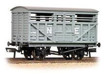 Wagons de marchandises gris pour modélisme ferroviaire à l'échelle OO