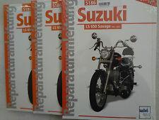 Reparaturanleitung, Buch, Suzuki Savage LS 650 NP41B, 1986 bis 2000, Band 5186