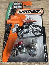 Matchbox MBX Explorers BMW R1200 GS #101