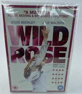 Wild Rose - New & Sealed DVD - Jessie Buckley/Julie Andrews
