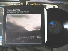 OMD organisation O.M.D. orchestral manoeuvres in the dark '87 lp virgin synth op