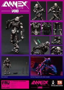 Toys Alliance x ANNEX2179 FAV-H05 Void 1:18 Figure