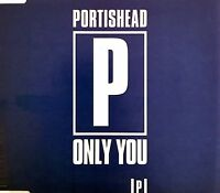 Portishead ‎Maxi CD Only You - Promo - Europe (M/M)