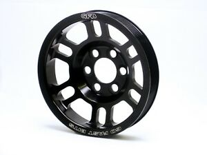 GFB Golf MK 5 Non Under-Drive Crank Pulley suits VW Golf and Jetta; Audi A4
