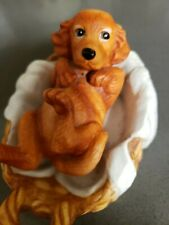 Princeton Gallery ~Wrinkles~ Shar-Pei Dog Figurine, Original Owner
