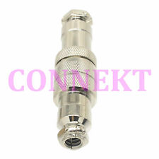 M20 20mm 5 Pin 5P Electrical Aviation Circular Plug male female Connector cable