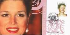 Kaart Royalty 2006 - The Gambia - Prinses Maxima (roy036)
